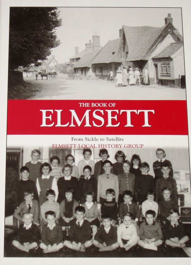 The Book of Elmsett - From Sickle to Satellite